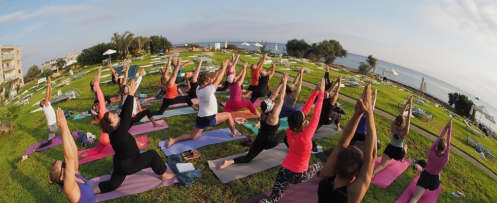 Finnmatkat Wellnessmatka Kypros syyskuu 2015